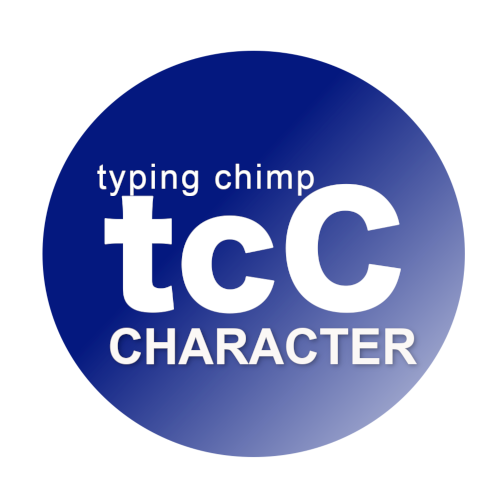 Typing Chimp                 Character